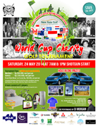 NEW KUTA WORLD CUP CHARITY GOLF TOURNAMENT 2014