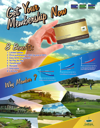 Welcome to New Kuta Golf