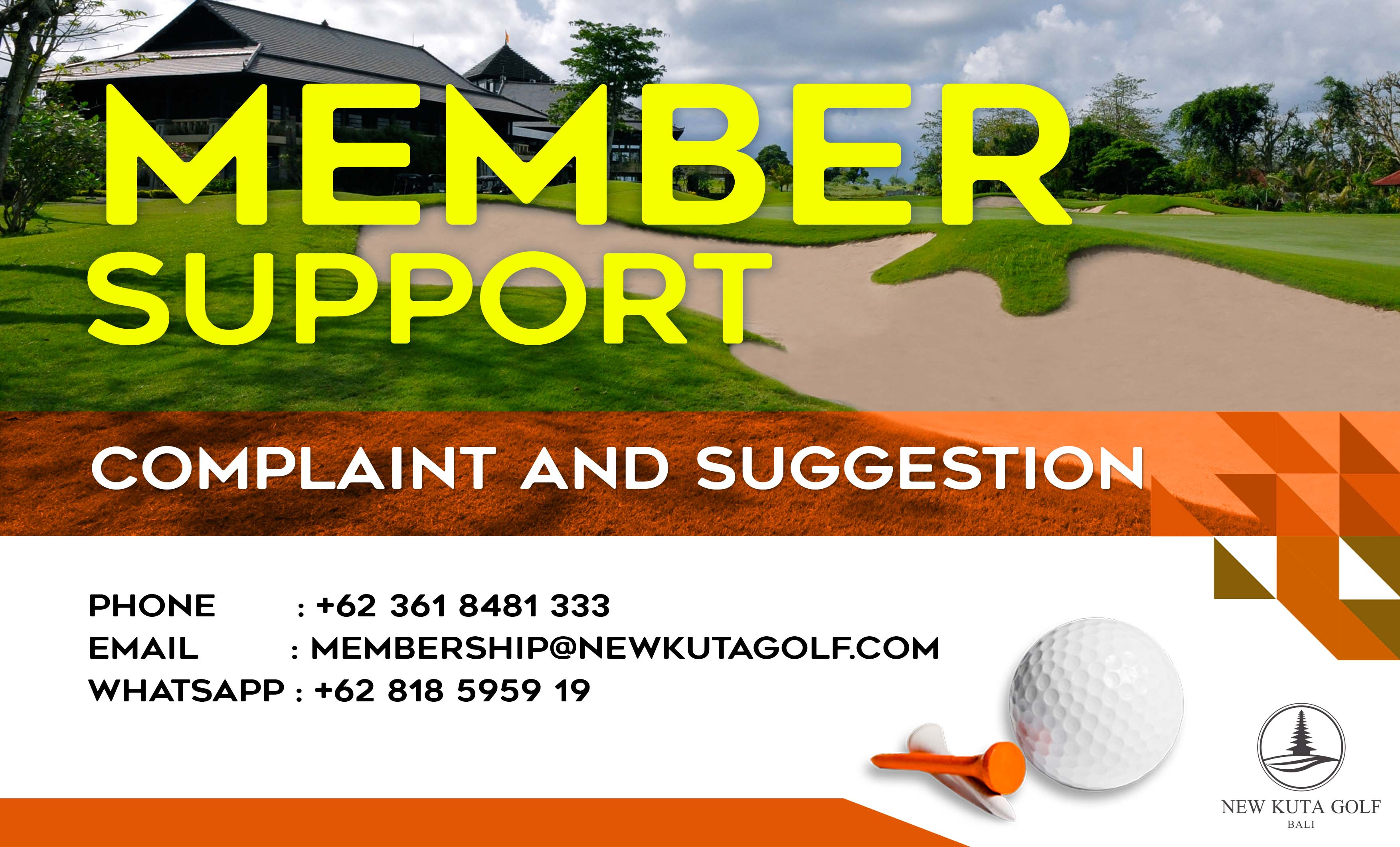 member support 2017