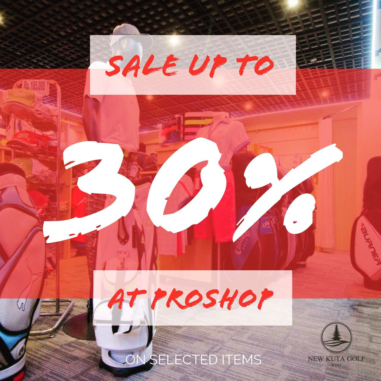 Proshop Discount